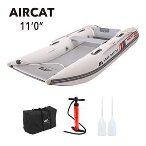 Boats, Aqua Marina Aircat 3.35m Inflatable Catamaran, Aqua Marina