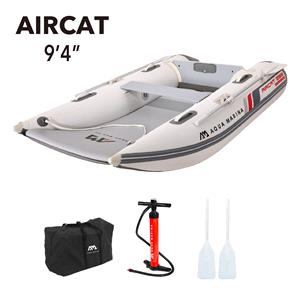 Boats, Aqua Marina Aircat 2.85m Inflatable Catamaran, Aqua Marina