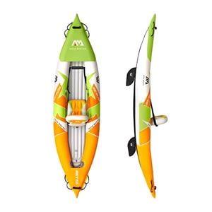 All Kayaks, Aqua Marina Betta-312 Leisure Kayak-1 Person, Aqua Marina