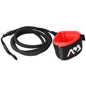 SUP Accessories, Aqua Marina Paddle Board Safety Leash - 8 Foot, Aqua Marina