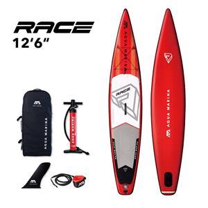 """All SUP Boards, Aqua Marina Race (2020) 12'6"""" SUP Paddle Board, Aqua Marina"""