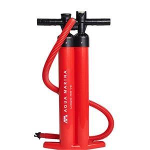 SUP Accessories, Aqua Marina (2021) Liquid Air V3 Double Action Pump - to 30 PSI, Aqua Marina