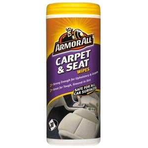 Leather and Upholstery, ArmorAll Carpet & Seat Wipes - Tub of 30, ARMORALL