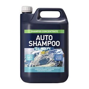 Concept, Concept Auto Shampoo - 5 Litre, Concept