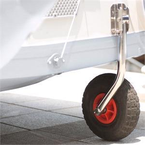 Boats, Aqua Marina Bolly For Deluxe Boat - Inflatable Launching Wheels, Aqua Marina