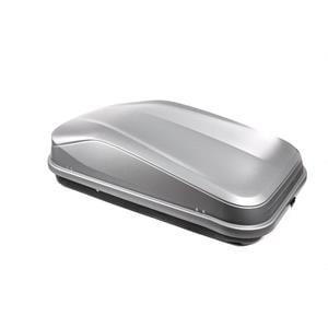 Roof Boxes, Junior Car Top Roof Box 420L in Gloss Grey Huge Storage, Junior