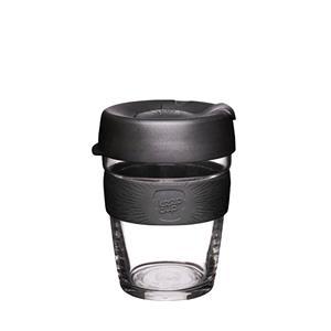 Reusable Mugs, KeepCup Brew - 354ml - Black, KeepCup