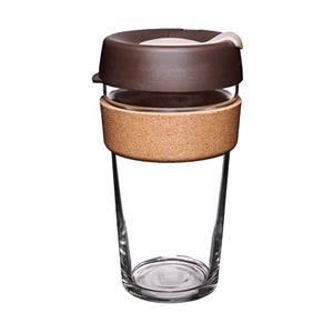 Reusable Mugs, KeepCup Brew Cork - 473ml - Almond, KeepCup