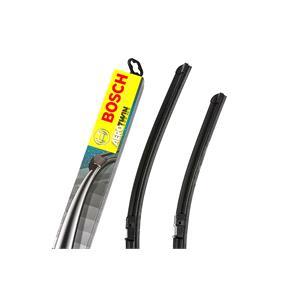 Wiper Blades, Pair Of Bosch Wiper Blade for Peugeot 207 Sw 2007 Onwards, Bosch