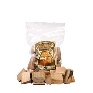 BBQ Accessories, Axtschlag Barbecue Wood Chunks - Beech Wood 1.5kg, Axtschlag