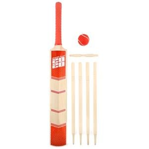 Games and Activities, PowerPlay Garden Cricket Set, PowerPlay