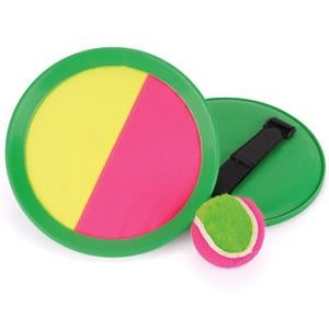 Games and Activities, Velcro Catch Ball Set, Toyrific