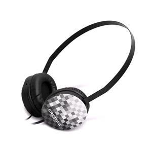 Headphones, Creative Labs Lightweight Sport Headphones - Black, Creative Labs