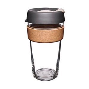 Reusable Mugs, KeepCup Brew Cork - 473ml - Press, KeepCup