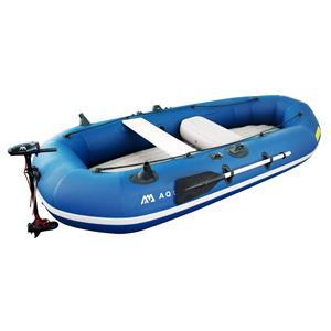 Boats, Aqua Marina Classic 3.0m Advanced Fishing Boat with Electric Motor T-18, Aqua Marina