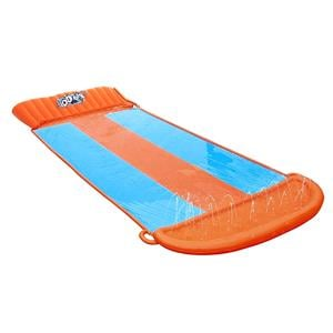 Games and Activities, H2OGO! Triple Water Slider With Ramp, H20GO!