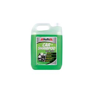 Exterior Cleaning, Holts Car Shampoo and Wax - 5 Litre, Holts