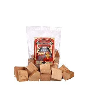 BBQ Accessories, Axtschlag Barbecue Wood Chunks - Cherry Wood 1.5kg, Axtschlag