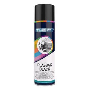 Concept, Concept Plasbak Black - 450ml, Concept