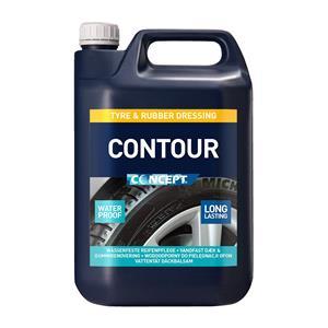 Concept, Concept Contour Tyre Treatment - 5 Litre, Concept