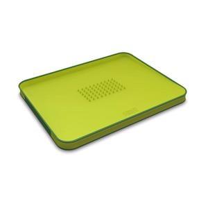 Utensils & Gadgets, Joseph Joseph Cut&Carve Plus Chopping Board - Green, JosephJoseph