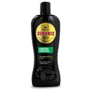 Paint Polish and Wax, Simoniz Carnaubra Liquid Wax, 500ml, Simoniz