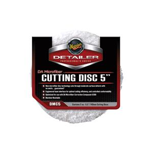 """Detailing, Meguiars DA Microfiber Cutting Disc - 5"""" - 2 Pack, Meguiars"""