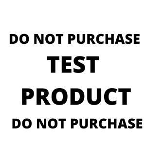 Registration Plates, Registration Plate - TEST PRODUCT,
