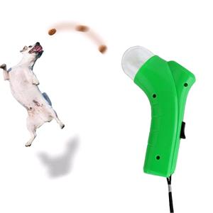 Dog and Pet Travel Accessories, Dog and Cat Treat Launcher,