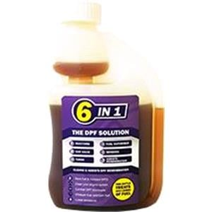 Engine Oils and Lubricants, 6 in 1 - The DPF Solution - 250ml, EEC