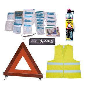 Emergency and Breakdown, Emergency Breakdown Kit with Puncture Repair,