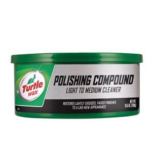 Detailing, Turtle Wax Polishing Compound Paste - 298g, Turtle Wax