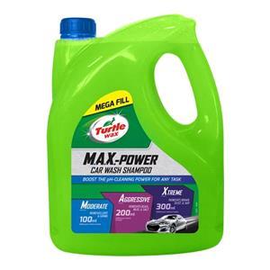 Detailing, Turtle Wax Max Power Car Wash Shampoo - 4 Litre , Turtle Wax