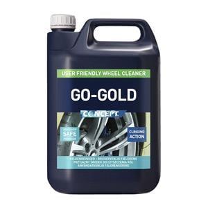 Concept, Concept Go-Gold Wheel Cleaner - 5 Litre, Concept