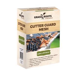 Gardening, Grass Roots Gutter Guard Mesh, Grass Roots