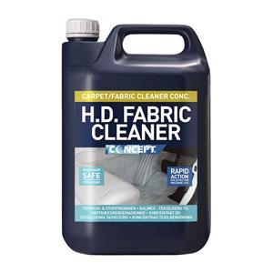 Concept, Concept H.D. Fabric Cleaner - 5 Litre, Concept
