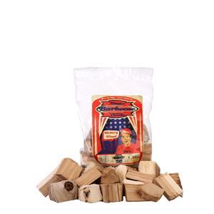 BBQ Accessories, Axtschlag Barbecue Wood Chunks - Hickory Wood 1.5kg, Axtschlag
