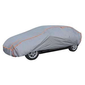 Car Covers, Perma Protect Complete Car Cover (Light Grey) - Medium, Walser