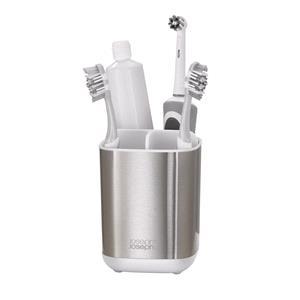 Bathroom Accessories, Joseph Joseph EasyStore™ Steel Toothbrush Holder, JosephJoseph
