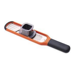 Utensils & Gadgets, Joseph Joseph Handi-Grate 2-in-1 Mini Grater & Slicer - Orange, JosephJoseph