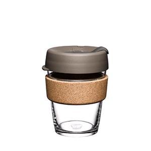 Reusable Mugs, KeepCup Brew Cork - 354ml - Latte, KeepCup