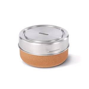Food Storage, Black+Blum Glass Lunch Bowl - Almond - 750ml, black+blum
