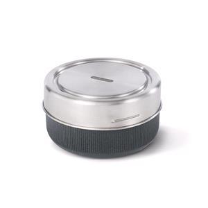 Food Storage, Black+Blum Glass Lunch Bowl - Slate - 750ml, black+blum