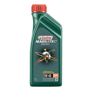 Engine Oils and Lubricants, Castrol Magnatec Diesel 5W-40 Engine Oil DPF - 1 Litre , Castrol