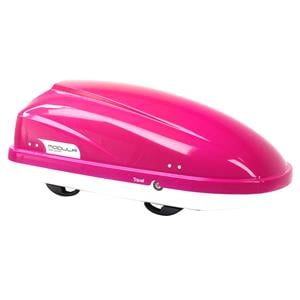 Roof Boxes, Travel Sport 370L Pink Roof Box, Modula