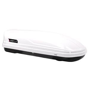 Roof Boxes, WEGO 450L White Roof Box, Double side opening, Modula