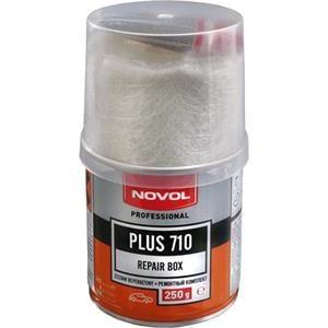 Body Repair and Preparation, Plus 710 Fiberglass Repair Box, Novol