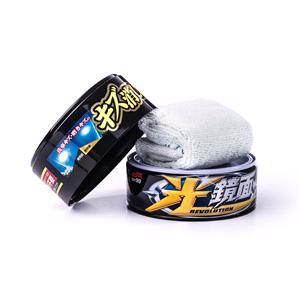 Soft99, Soft99 Scratch Clear Mirror Finish Dark & Black Wax - 200g, Soft99