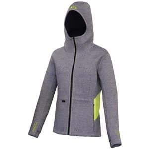 SUP Wear, Aqua Marina Nicci Women's Neoprene Jacket - Grey - Size M, Aqua Marina