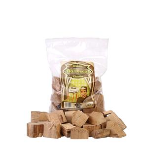 BBQ Accessories, Axtschlag Barbecue Wood Chunks - Oak Wood 1.5kg, Axtschlag